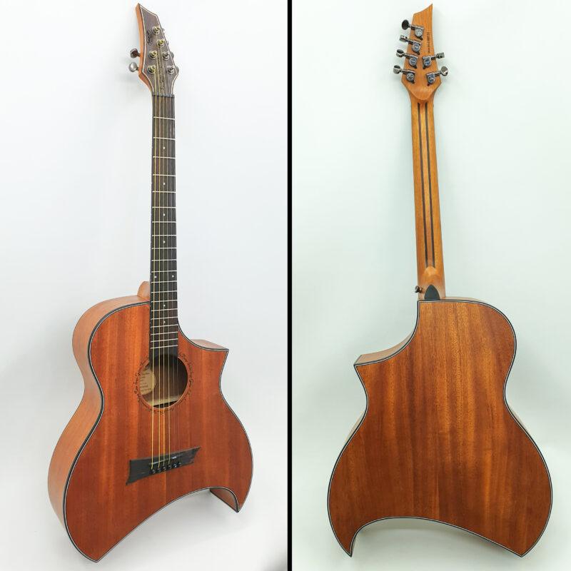 گیتار اکوستیک اسکیو مدل EST-J883