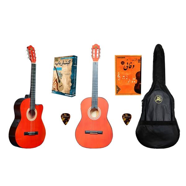 گیتار کلاسیک وفائی مدل MVo1