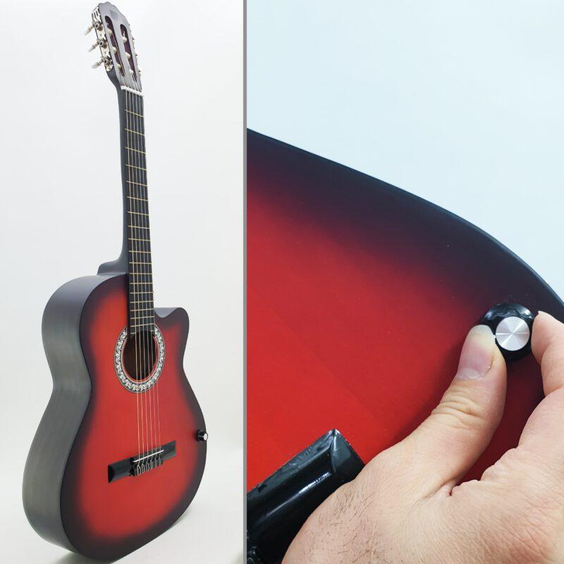 گیتار کلاسیک ایران ساز مدل F800-B1