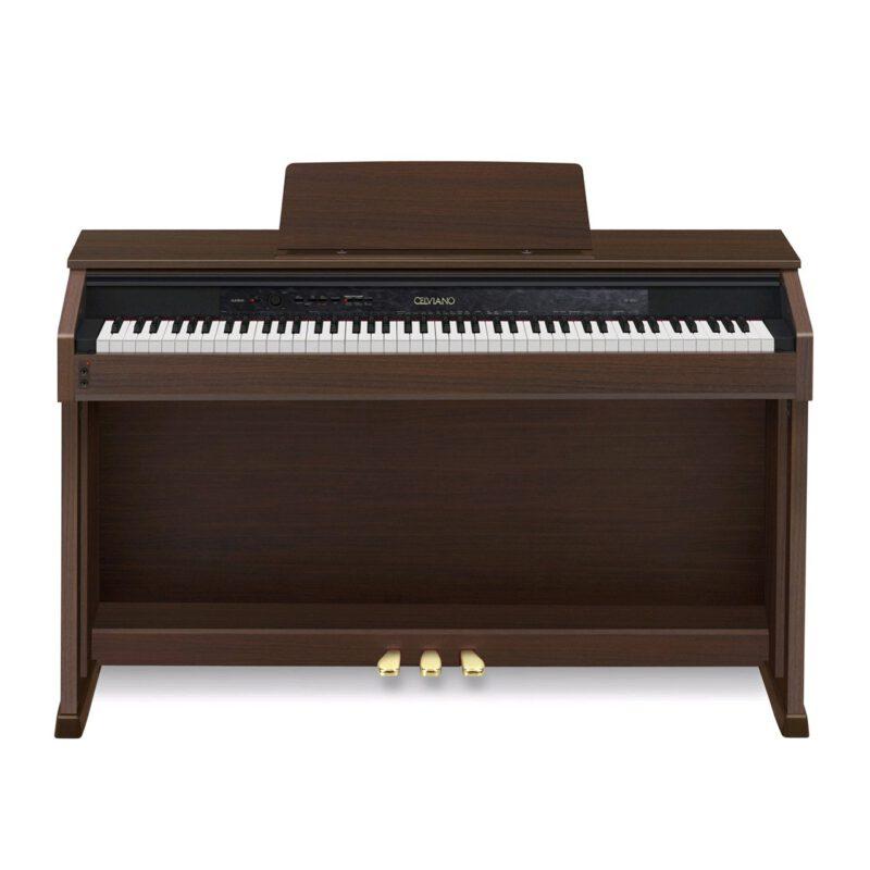 پیانو دیجیتال کاسیو مدل Celviano AP-450 BN