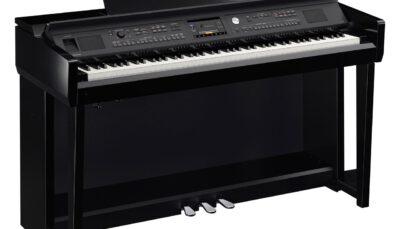 پیانو دیجیتال یاماها مدل CVP-605 PE