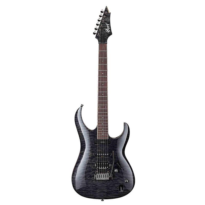 گیتار باس کورت مدل Aero Custom به همراه کیس حمل
