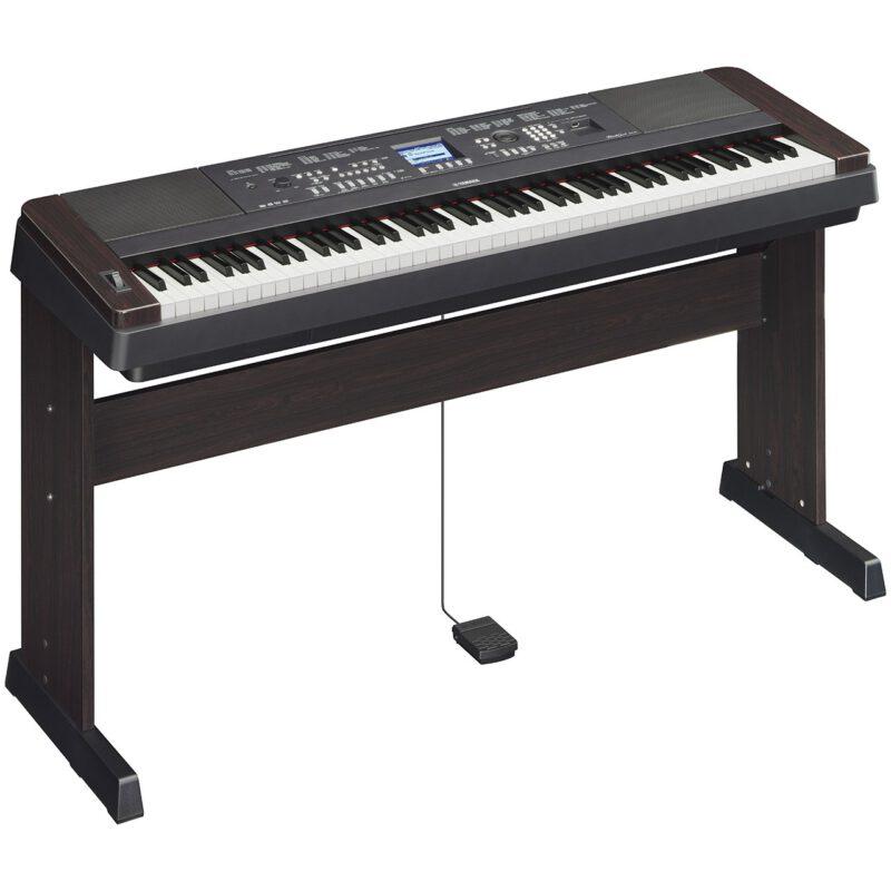 پیانو دیجیتال یاماها مدل DGX-650