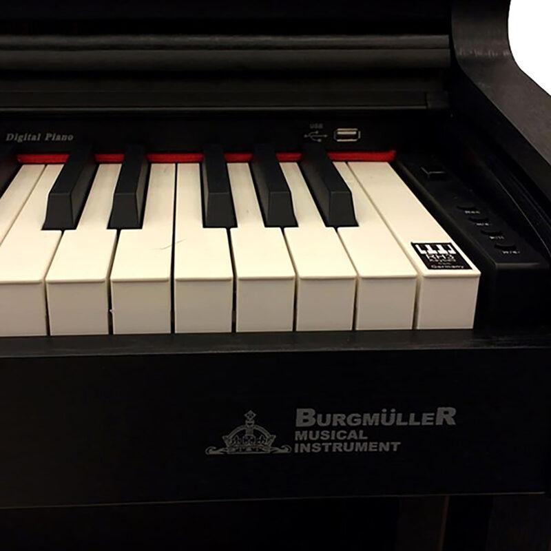 پیانو دیجیتال برگمولر مدل BM280 Oriental
